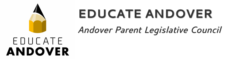 EDUCATE ANDOVER -&nbsp;<br />Andover Parent Legislative Council
